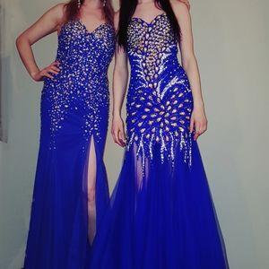 Angela & Alison Prom dress